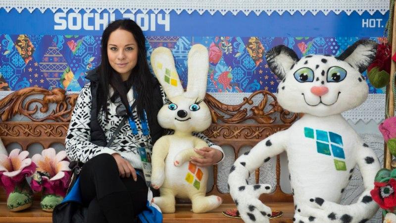 Õhtulehe eksklusiivne fotosessioon Eesti olümpiakoondise suurima lootuse Jelena Glebovaga