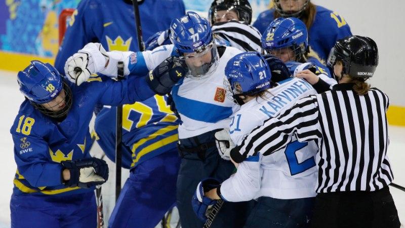 Hokiboss: naiste jäähoki ei kao olümpialt mitte kuhugi!