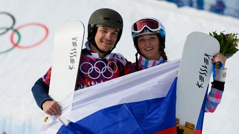 Armastus ja medalid ehk Kuidas ameeriklane Venemaale kulla tõi!