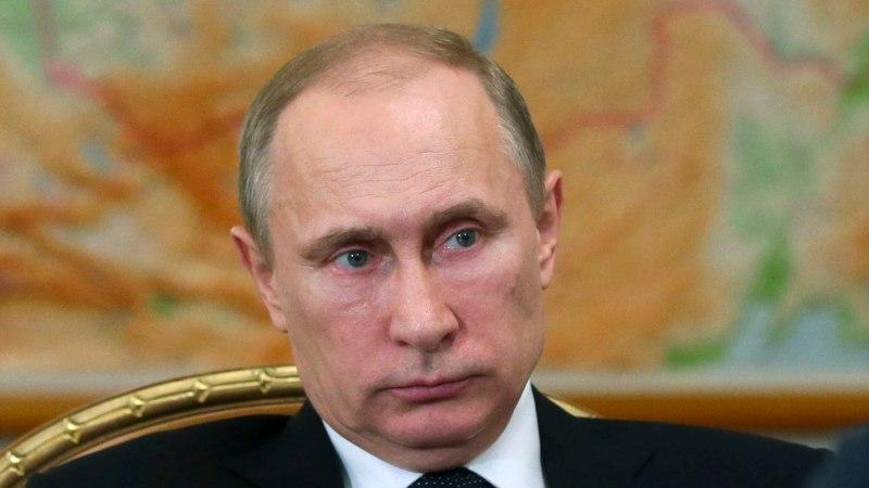 Satiir Putini kohta: kaotus Soomele kui vabad valimised!