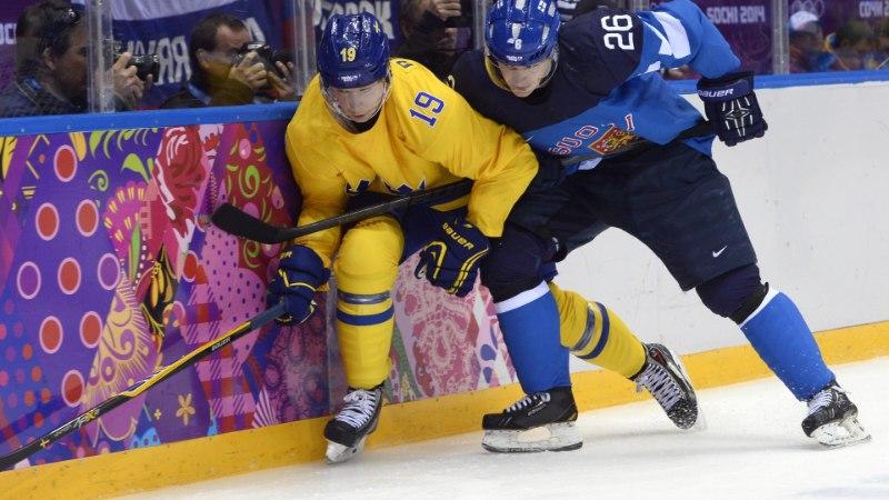 Rootsi alistas esimeses poolfinaalis Soome ja jõudis olümpiafinaali!