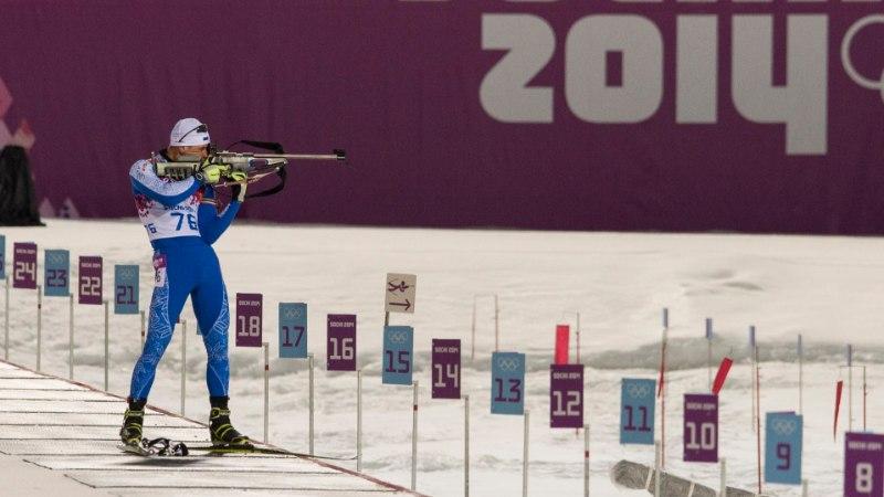 Laskesuusatamise viimase kulla võitis Venemaa, Eestile 17. koht