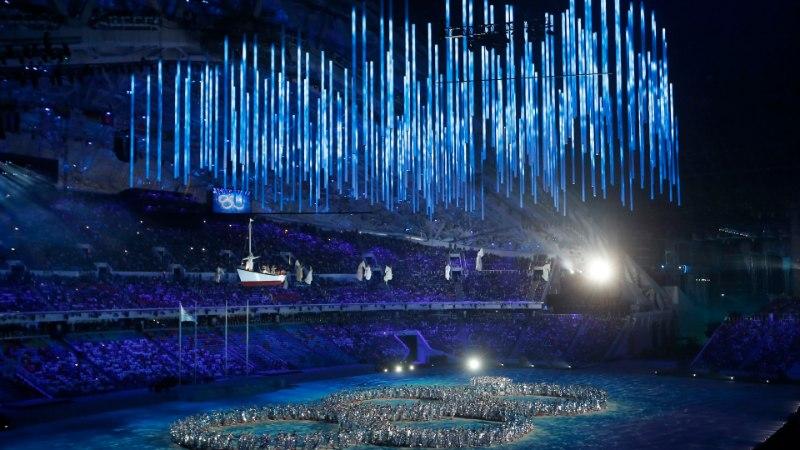 SUUR GALERII: Sotši olümpiamängud on lõppenud!
