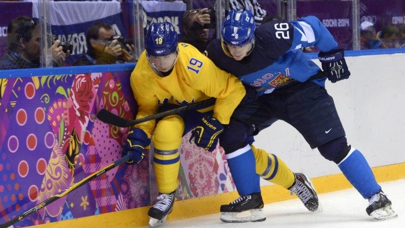 Rootsi hokiäss jäi finaalist eemale positiivse dopinguproovi tõttu