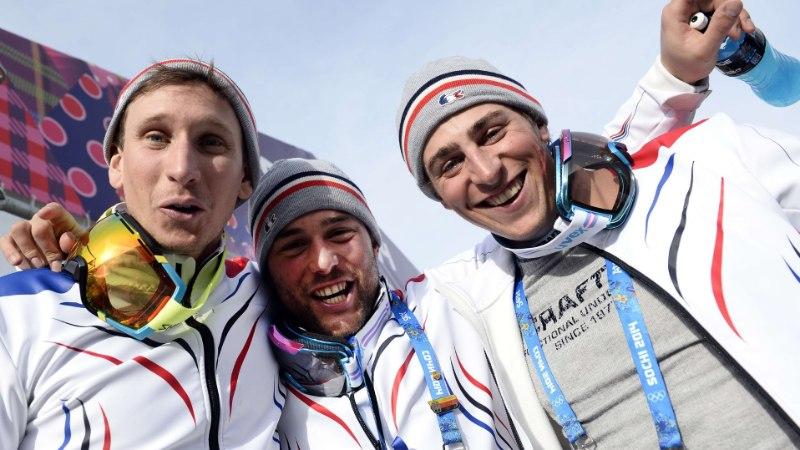 SKANDAAL: Konkurendid nõuavad prantslaste kolmikvõidu tühistamist