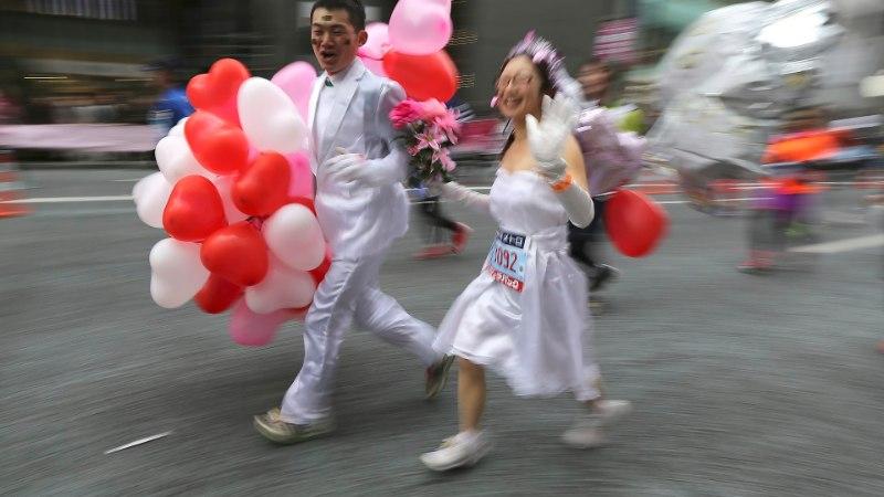 Pulmablogi: kui palju maksab abiellumine Hollandis?