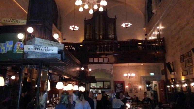 Tudengina Hollandis: teeme kirikust baari või klubi? Normaalne!