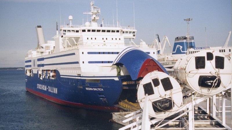 Tallinki Silja Festival sõitis kuu ajaga üle ookeani