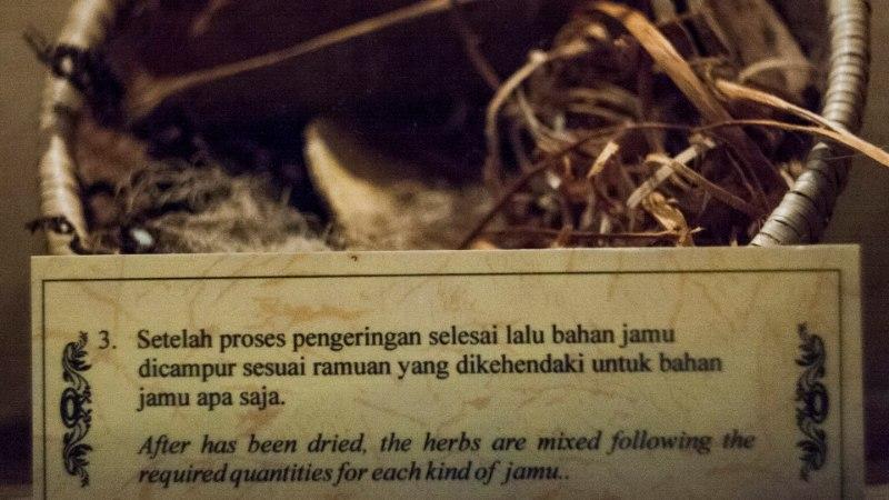 Indoneesia blogi: naturaalne ime- ja iluravim JAMU