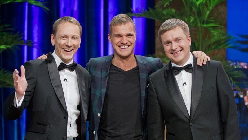 """Nädalalõpus Kanal 2-ga"" on täna kaks Otti, Mait ja Indrek"