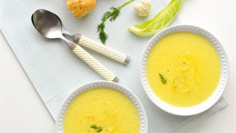 Karrine lillkapsa-kartulisupp