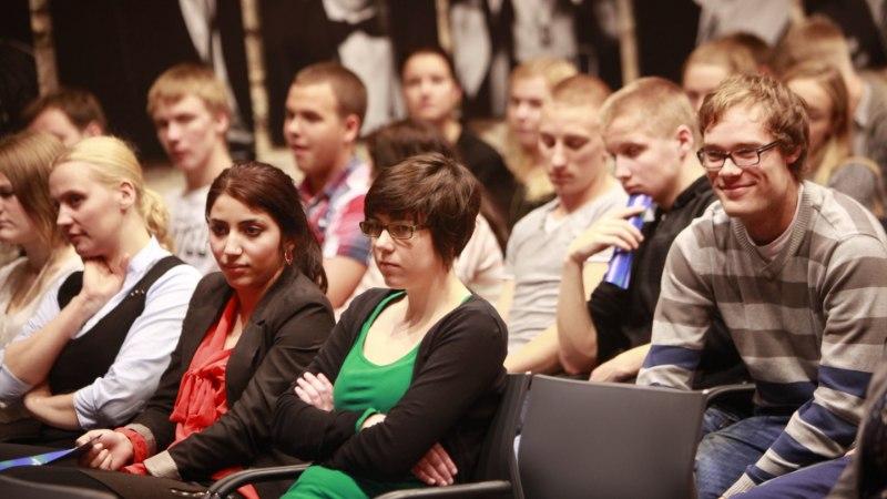 Eestis on kõrgharidusega inimeste osakaal tõusnud üle 43 protsendi