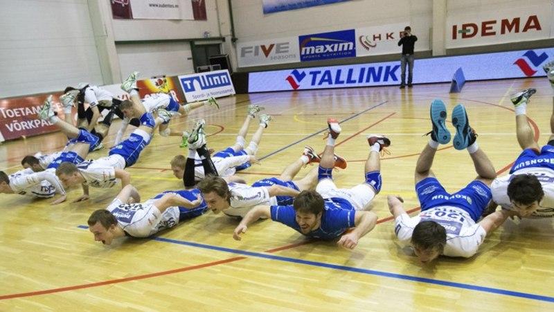 Võrkpall – Eesti vingeim palliala