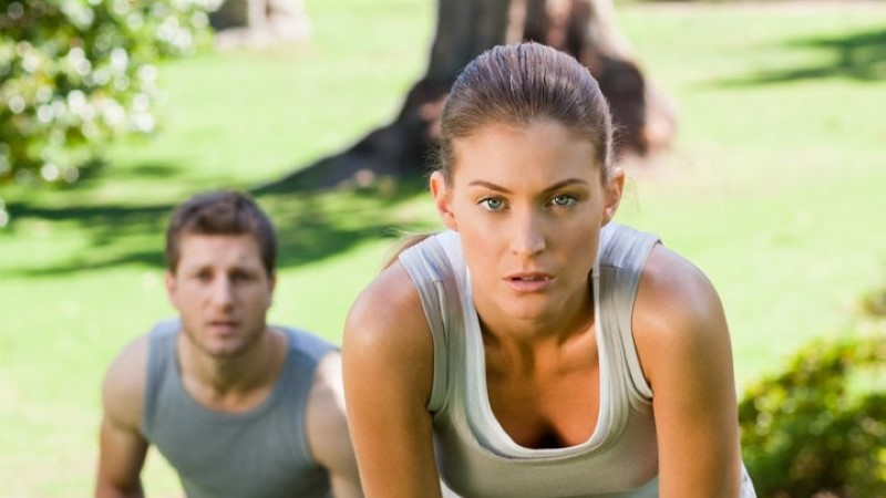 Trenniblogi: kas naised on paremad ultrajooksjad kui mehed?
