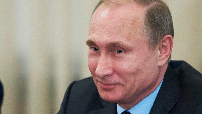Putin allkirjastas enda palgatõusu