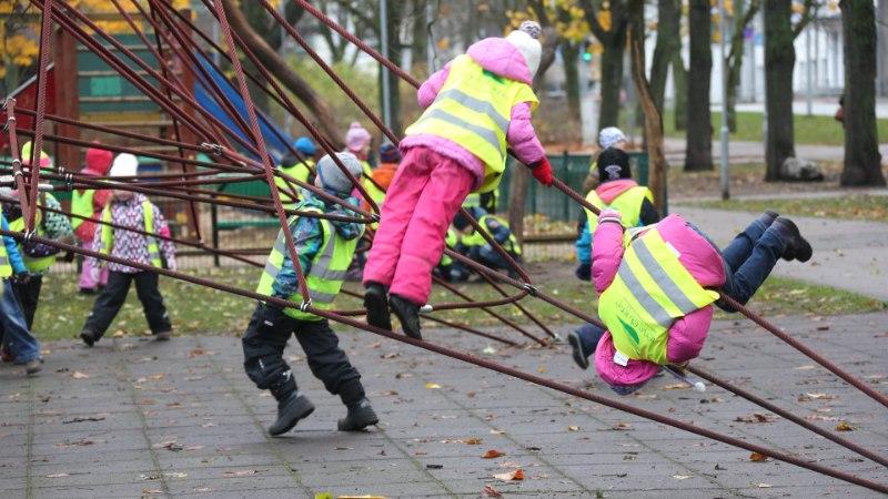 Lapse tõhusaim tervisekindlustus – liikumine