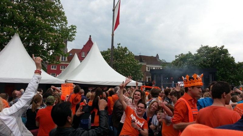 Tudengina Hollandis: oranžihullus, mida siin olles maha magada ei tohi!