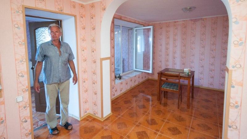 Mihkel Tiks kolib Krimmist  soojale maale, eemale Venest