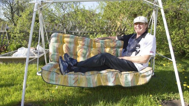 """Noor pensionär  Uno Kaupmees: """"Suveplaanid on vana inimese tervist arvestades liigagi ägedad."""""""