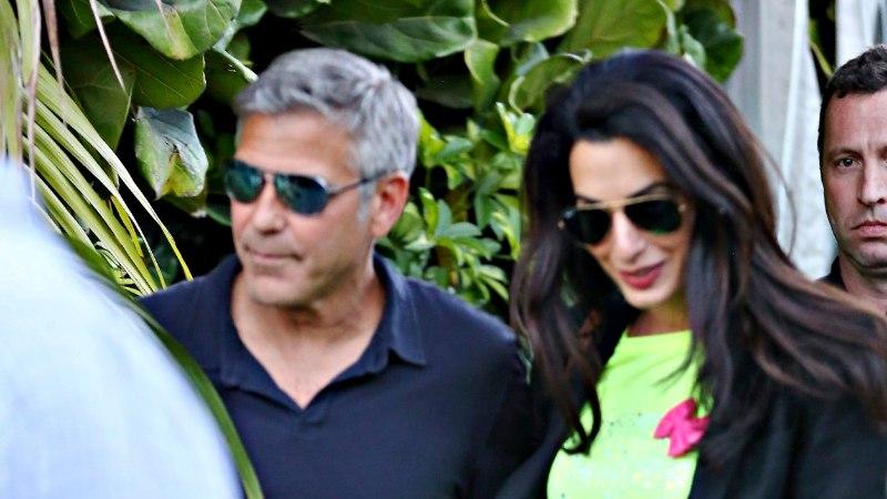 "Clooney abiellub ""Downton Abbey"" lossis?"