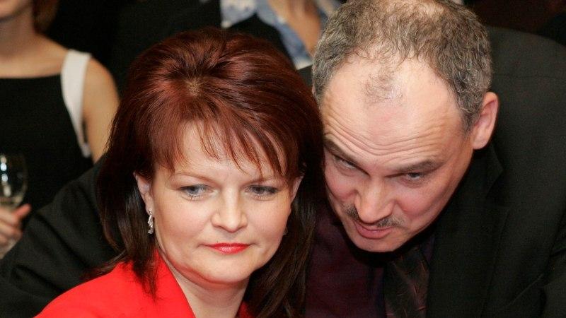 Jaan ja Kersti Toots lahutasid abielu