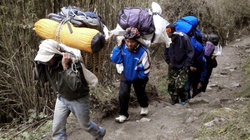 Indoneesia blogi: Nepaal (1. osa) – viis päeva Himaalaja mägedes