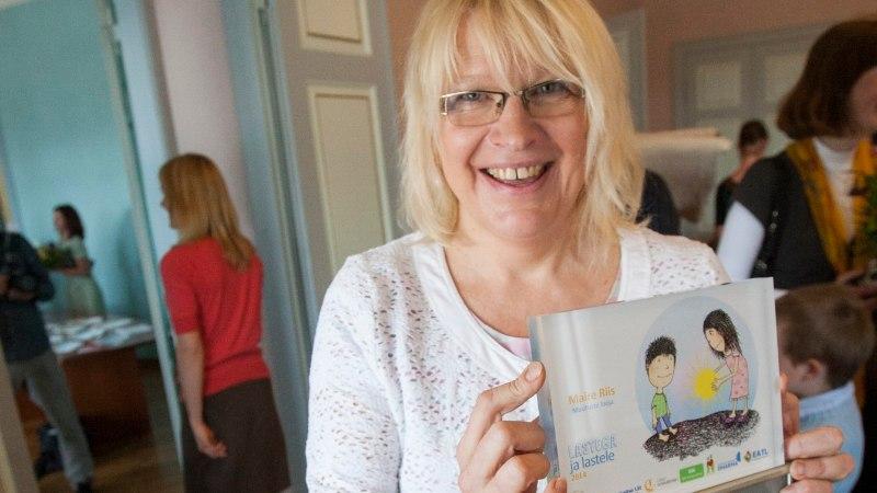 """Laste leinalaagri korraldaja Maire Riis: """"Aeg ei ravi haavu, aeg on neutraalne!"""""""
