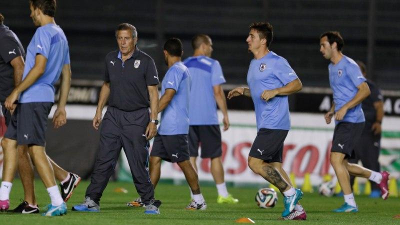 TÄNA: Kas Suarezeta jäänud Uruguai suudab end veerandfinaali mängida?