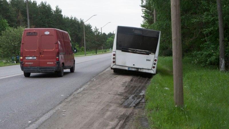 Piltuudis: bussijuht peab teepervel einepausi
