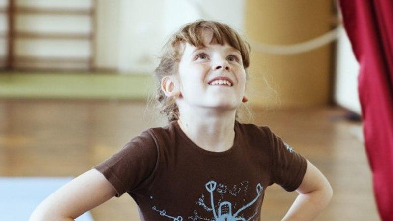"""LAPSESUU EI VALETA: kui """"Supilinna salaseltsi"""" 9-aastasel näitlejannal Arabellal oleks miljon eurot, annaks ta selle vaestele"""