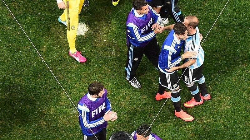 GALERII: Romero tõrjed viisid Argentiina MM-finaali