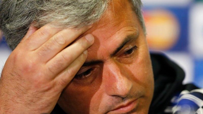 Jose Mourinho keeldus Brasiilia koondise peatreeneri kohast