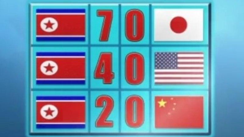VIDEO: Põhja-Korea televisioon: meie meeskond on MMil imelises hoos!