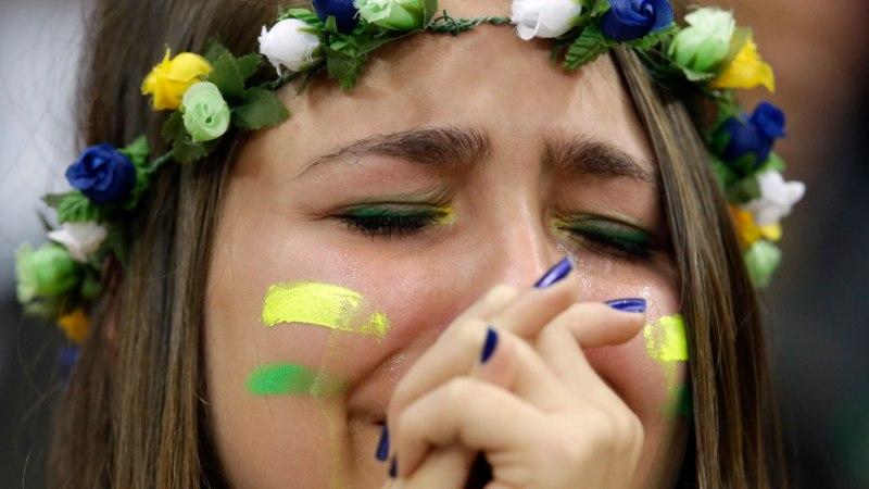 GALERII: mannetust Brasiiliast Hollandile vastast ei olnud