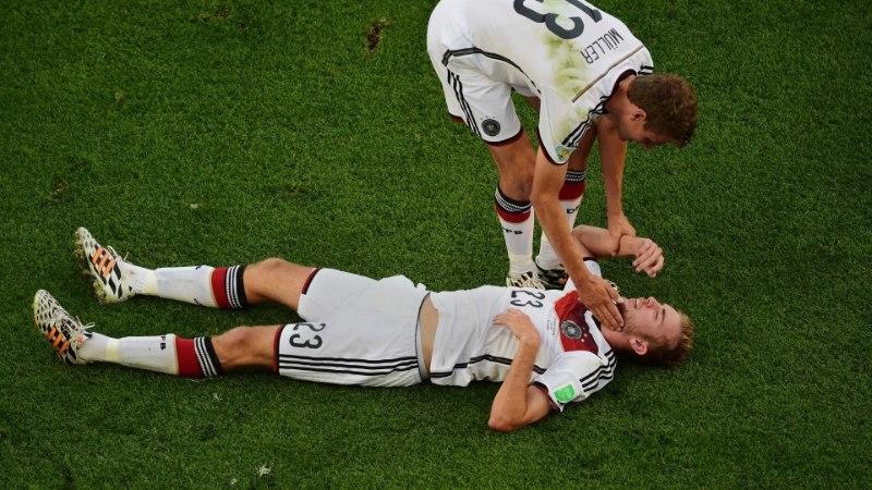 GALERII: MM-finaali Saksamaa - Argentiina parimad kaadrid!