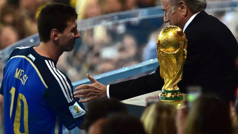 Messi valiti turniir parimaks mängijaks - kas jääda nõusse või mitte?