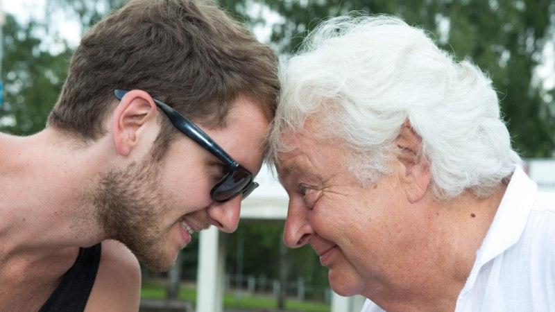 Kui hästi tunnevad teineteist muusikutest isa-poeg Ivo ja Robert Linna?