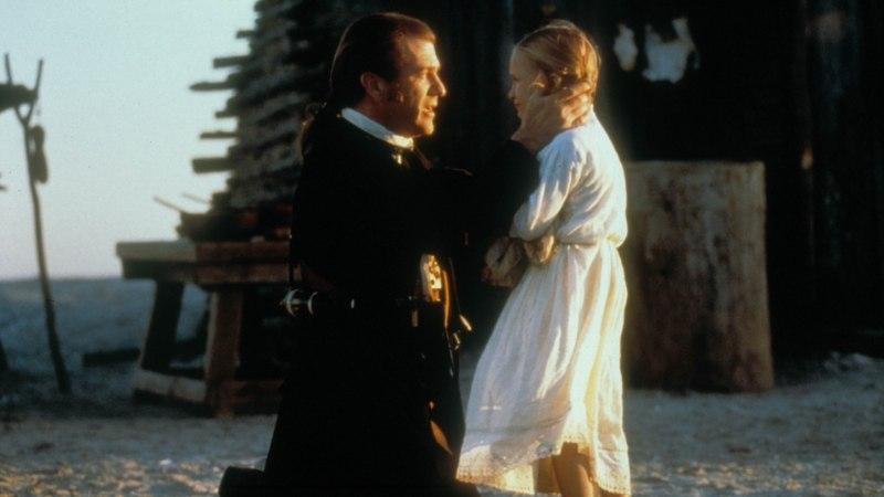 Mis tappis Mel Gibsoni ekraanitütre?