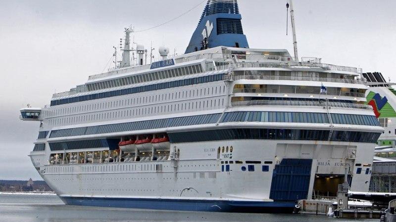 Tallink rendib Silja Europa Austraaliale