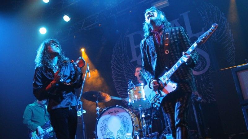 Rival Sons annab Tallinnas kontserdi!