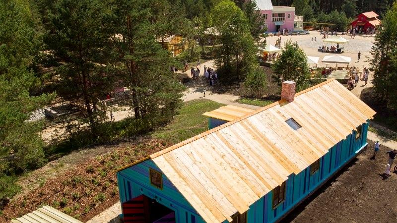 """Tahkurannas avati Lottemaa teemapark: """"Nagu unistus saaks tõelisuseks!"""""""