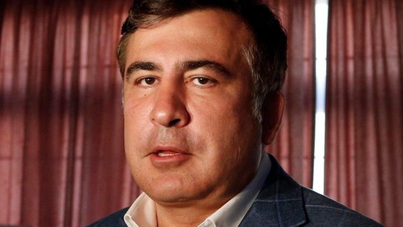 Mihheil Saakašvilile esitati süüdistus