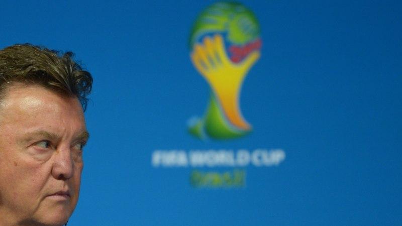 Argentiina alistas vägevas penaltiseerias Hollandi ja sammus finaali