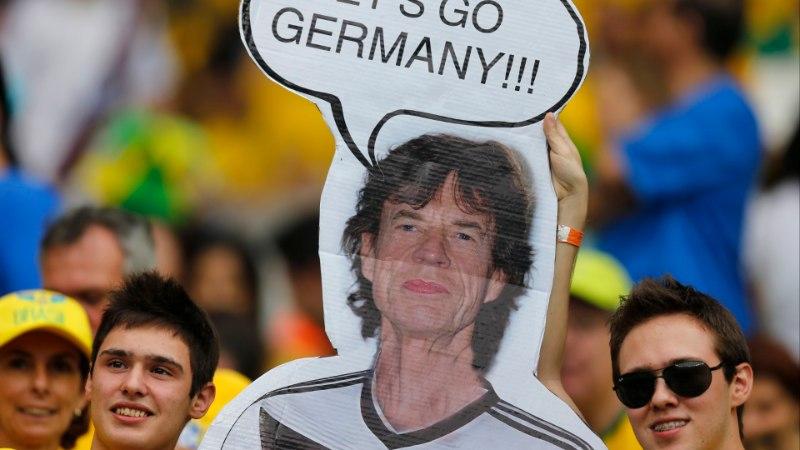 Brasiillased leidsid patuoina – 1:7 kaotuses on süüdi Mick Jagger!