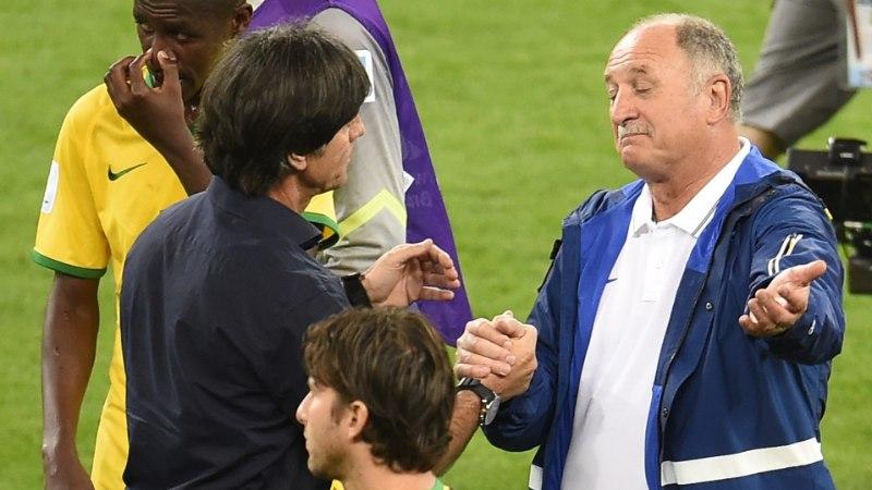 Brasiilia peatreener: kes vastutab? Mina vastutan!