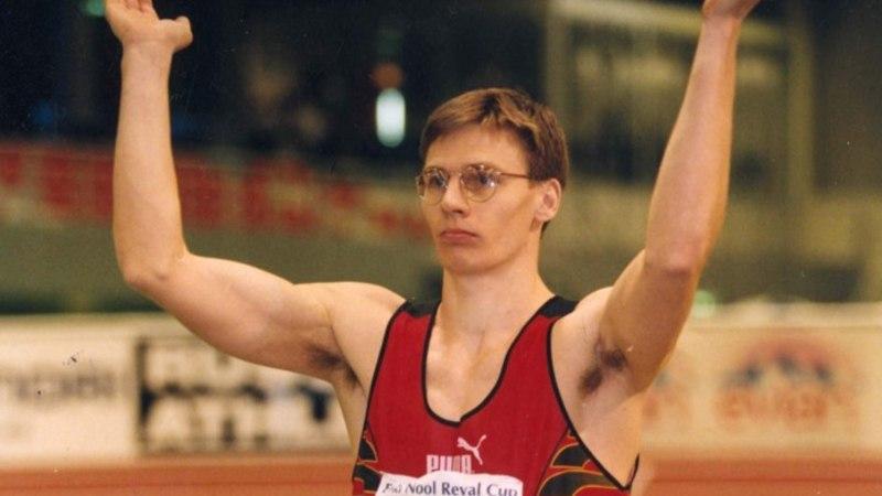 EMi RETRONURK   Helsingi 1994: Indrek Kaseorg luhtas elu võimaluse