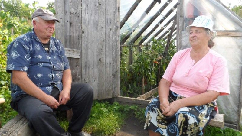 """""""Oleme eluaeg tööd rüganud, aga näe, pensijat ikka ei saa…"""""""
