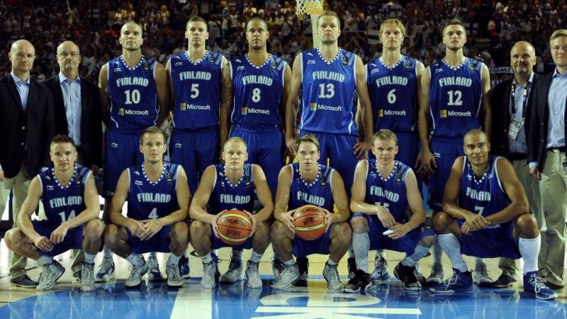 FOTOD: Soome kaotas MMi avamängus ameeriklastele 59 punktiga