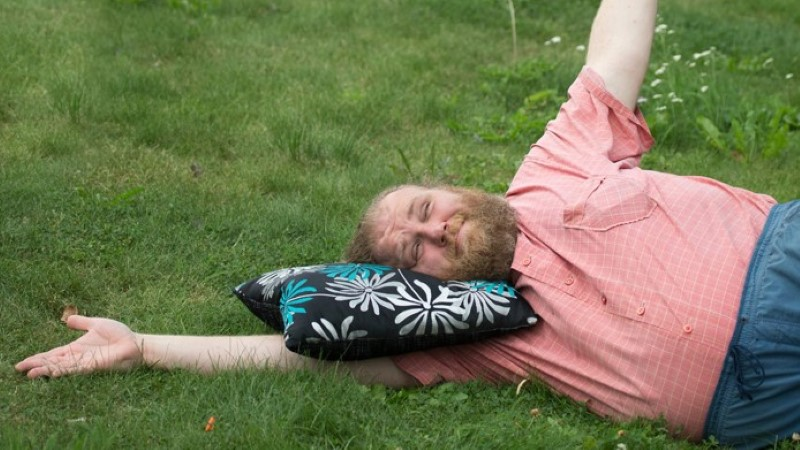 """Mait Trink magab kuumaga õues: """"Uni on kordades parem!"""""""
