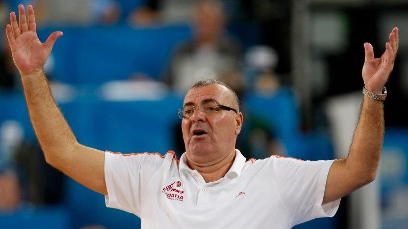 Šokk-kaotuse saanud Horvaatia peatreener: soovin, et ma poleks Balkanil sündinud